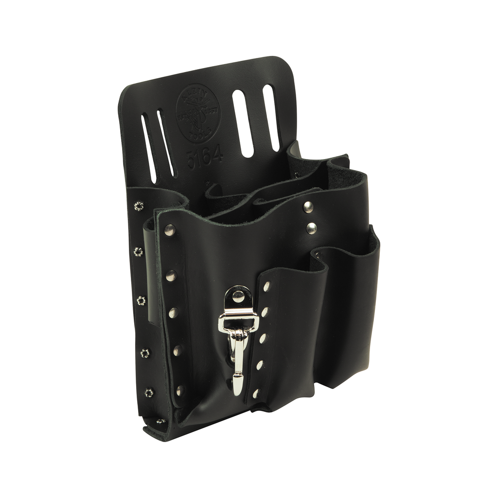 8-Pocket Tool Pouch Slotted