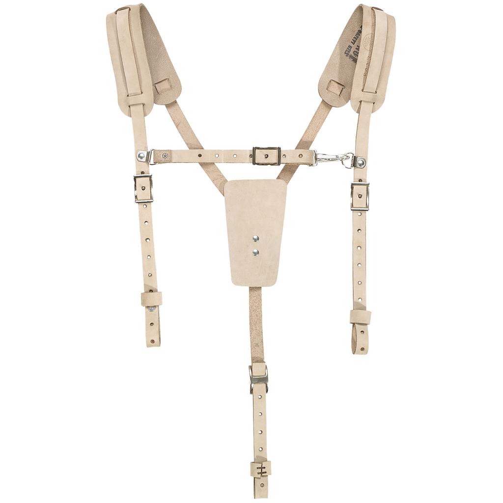 KLEIN 5413 Leather Suspenders