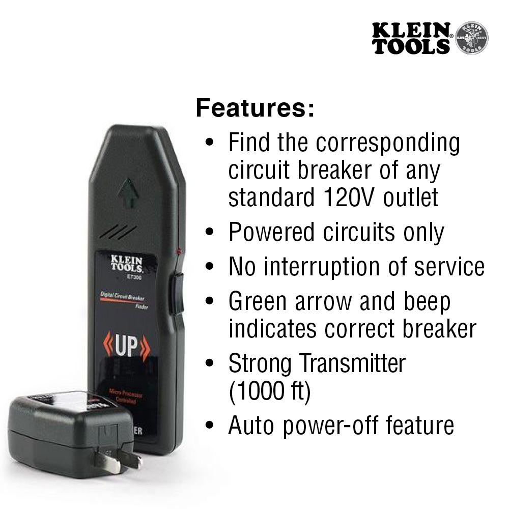 Digital Circuit Breaker Finder