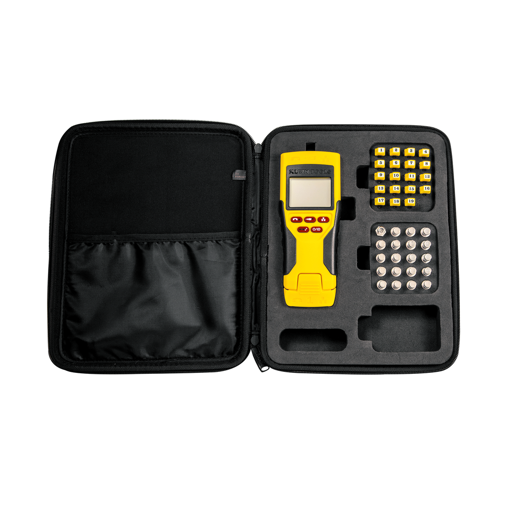 Klein VDV501-825 Scout® Pro 2 LT Tester with Remote Kit and Adapter