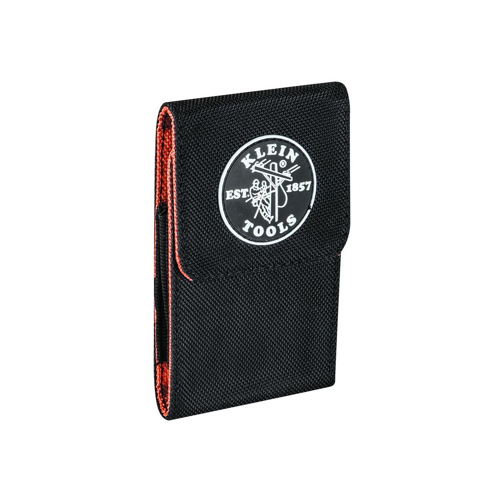 Klein Tools 55460 3 x 1.5 x 5.75 Inch Ballistic Weave Mobile Phone Holder