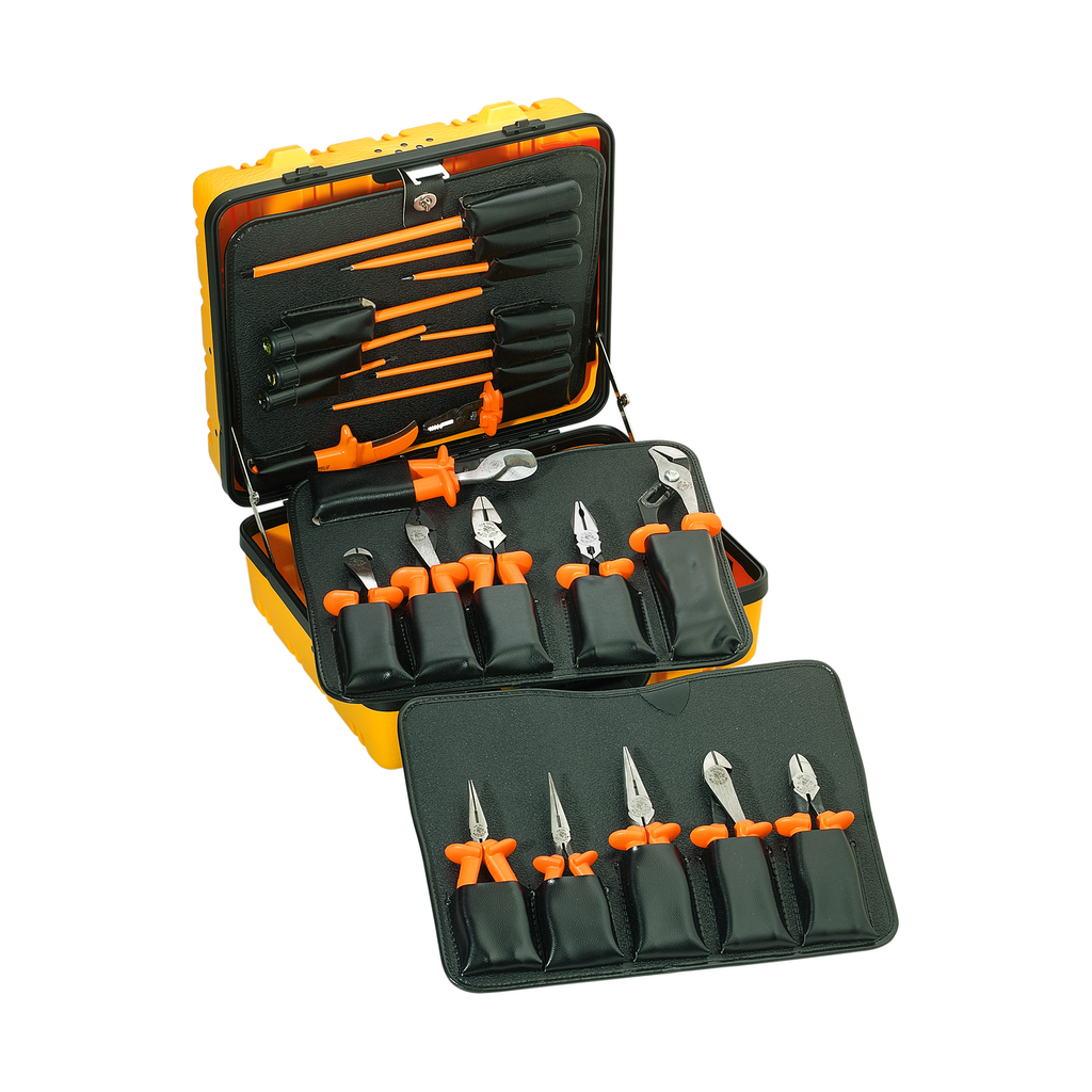 General Purpose 1000V Insulated Tool Kit 22-Piece
