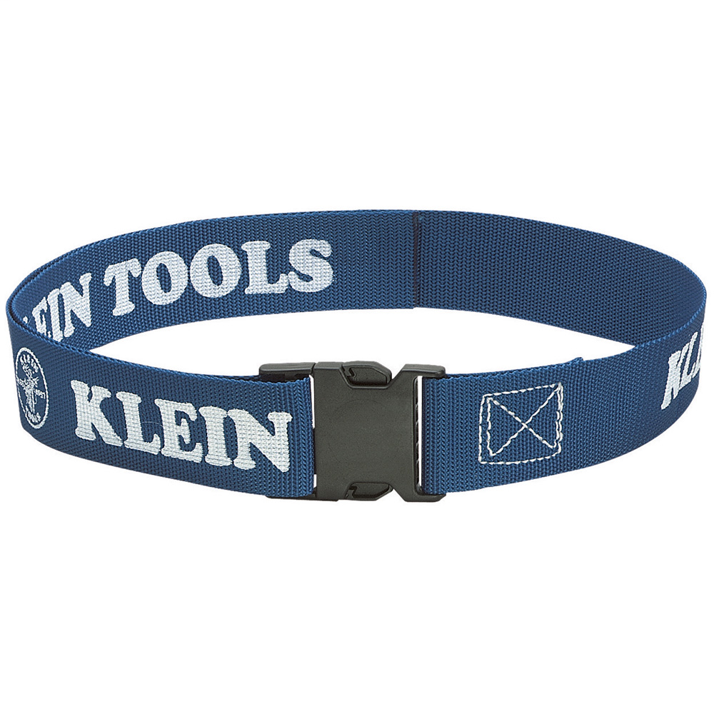 Klein Tools 5204 2 Inch Blue Polypropylene Lightweight Utility Belt