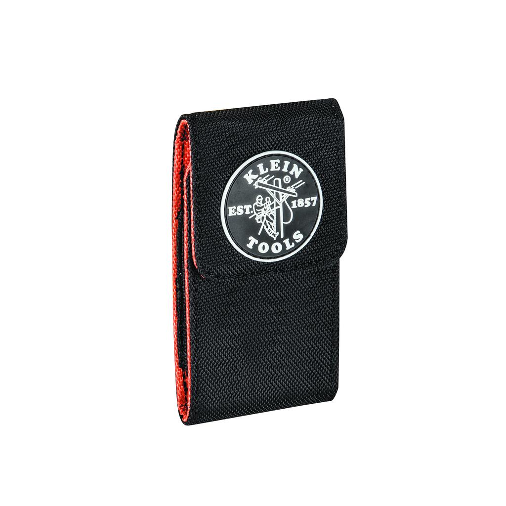 Klein Tools 55461 3 x 1.5 x 5.875 Inch Ballistic Weave Mobile Phone Holder