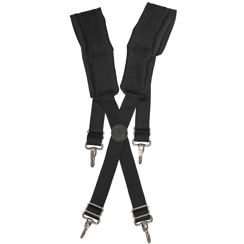 Klein 55400 Tradesman Pro™ Padded Suspenders