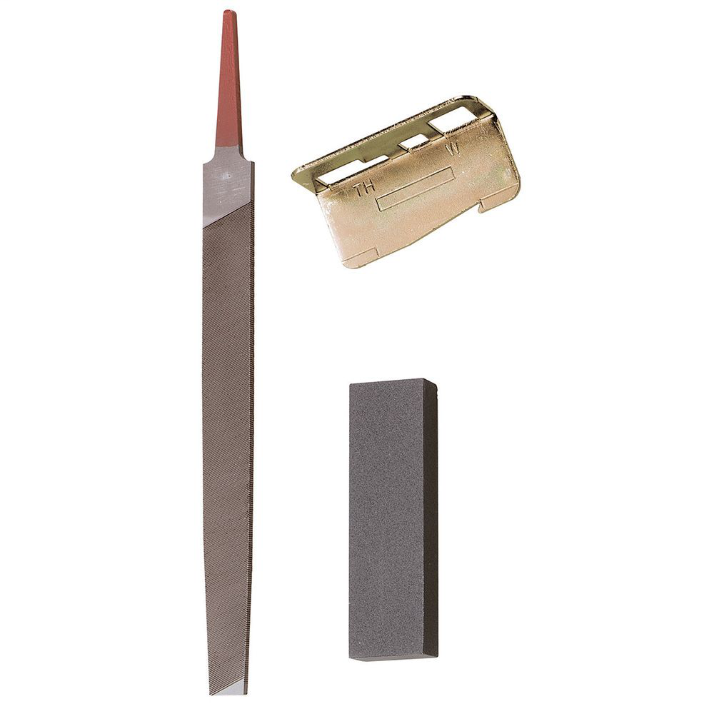 Klein Tools KG-2 Pole and Tree Climber Gaff Sharpening Kit