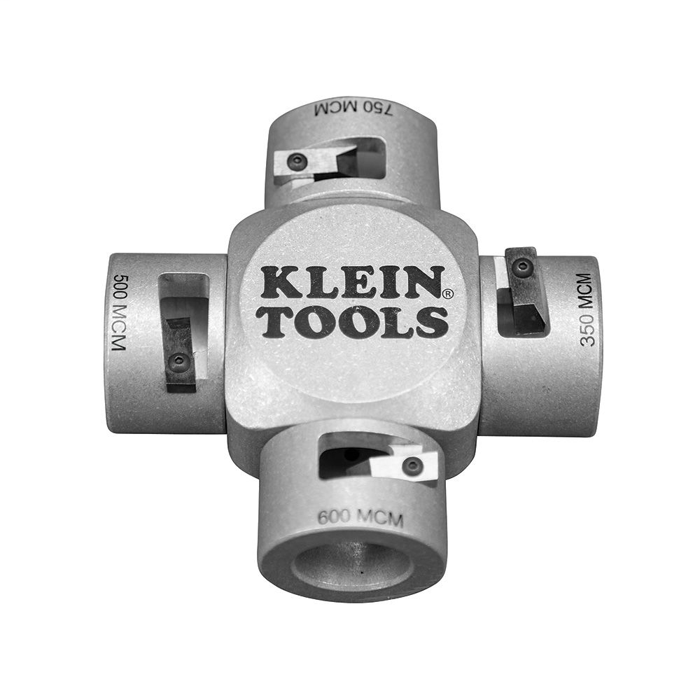 Klein 21050 Large Cable Stripper (750-350 MCM)