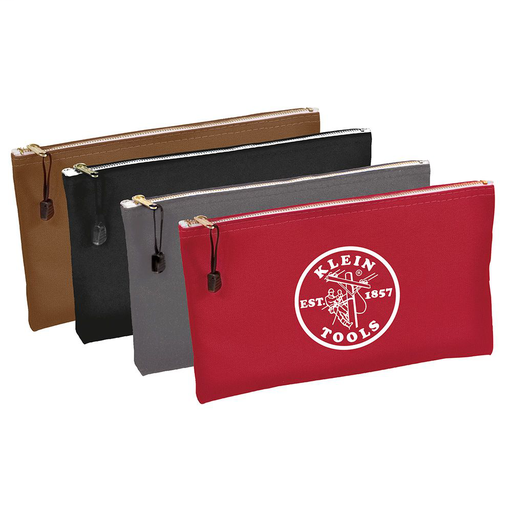 Mayer-Canvas Bag 4 Pk Brown/Black/Gray/Red-1