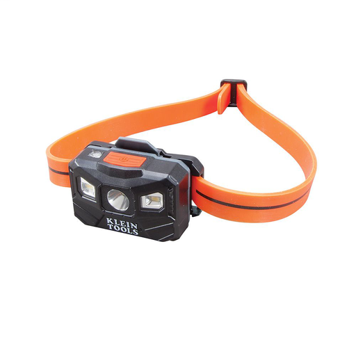 Mayer-Rechargeable Headlamp with Strap, 200 Lumen All-Day Runtime, Auto-Off-1