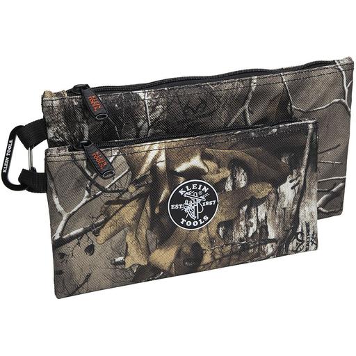 Mayer-Camo Zipper Bags, 2-pack-1