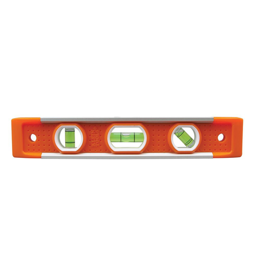 Torpedo Level, 3 Vial, 9-Inch