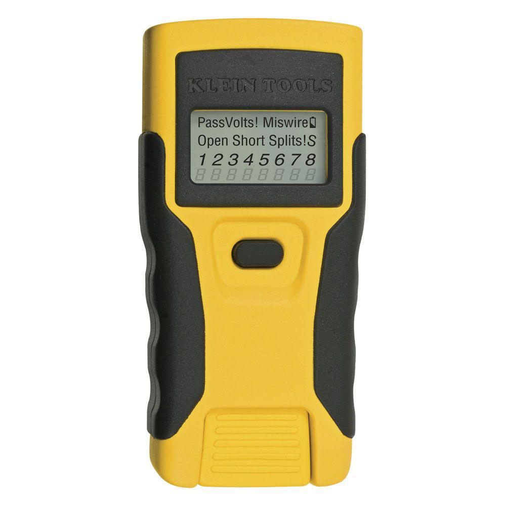 Klein VDV526-052 LAN Scout® Jr. Continuity Tester