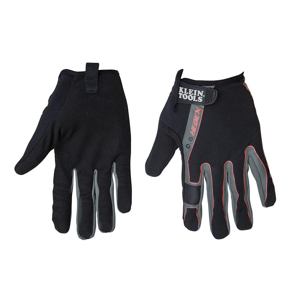 Klein 40230 High Dexterity Touchscreen Gloves - Large