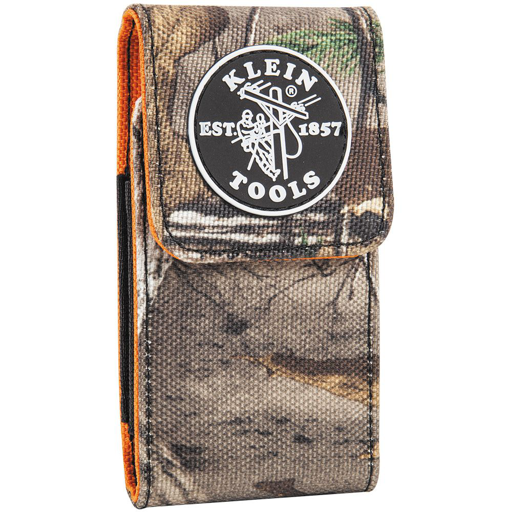 Klein 55563 Camo Phone Holder - Large