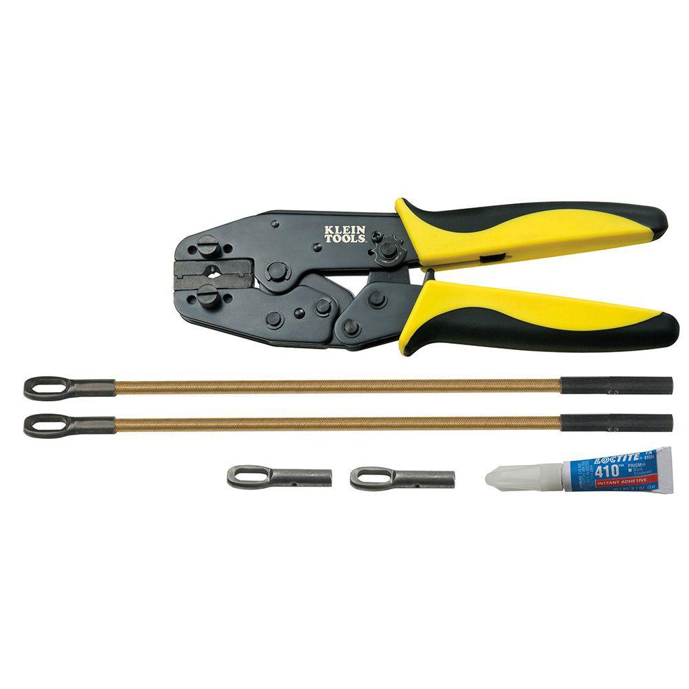 Klein 56115 Fiberglass Fish Tape Repair Kit