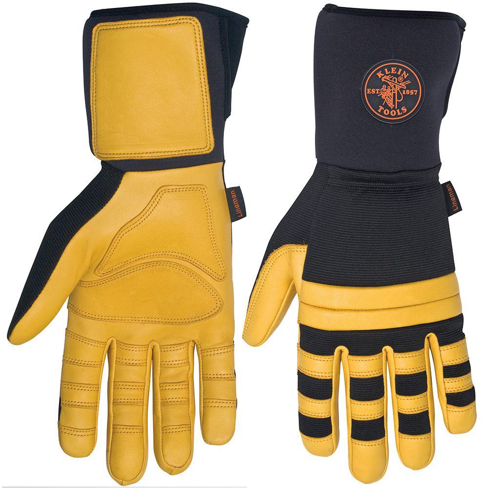 Klein Tools 40080 Medium Lineman Work Glove