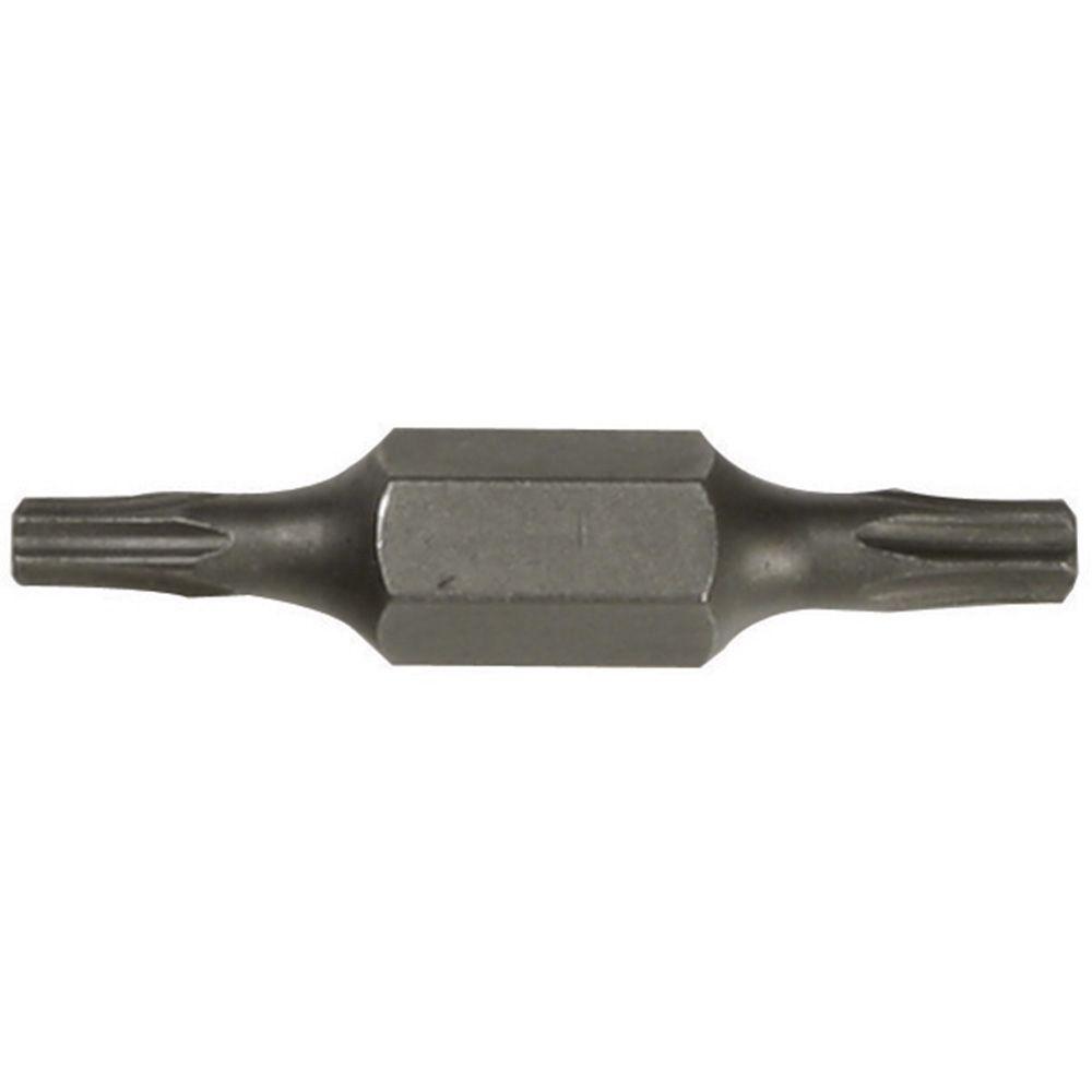 Klein 32485 Replacement Bit, #10 TORX® & #15 TORX®