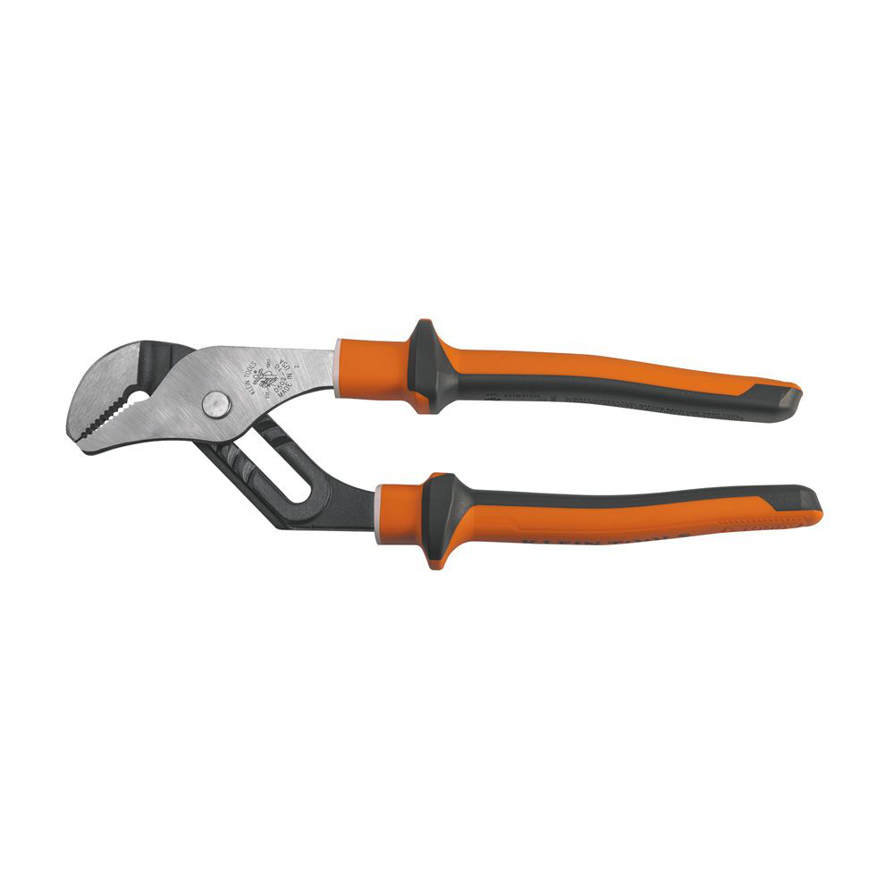 Klein 502-10-EINS Electrician's Insulated Pump Pliers