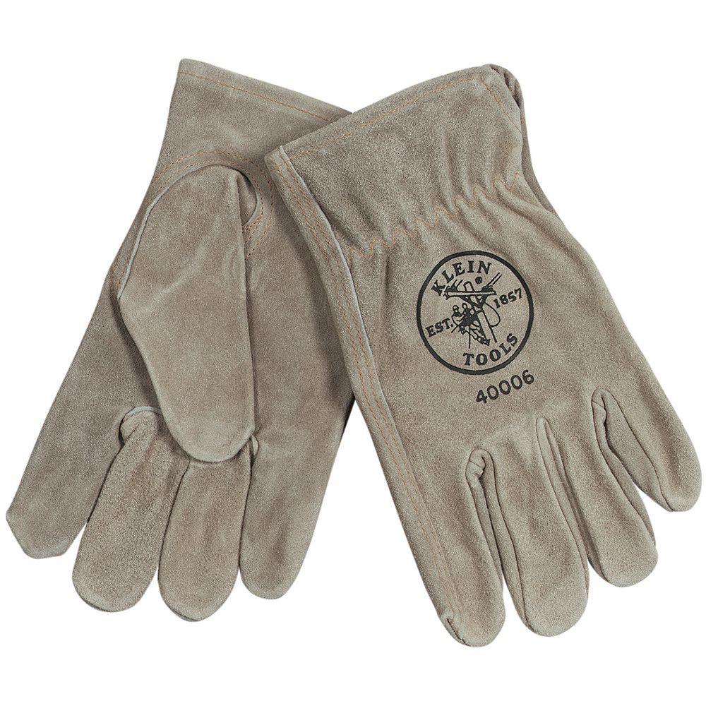 Klein 40006 Cowhide Driver's Glove