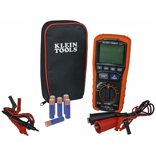 Mayer-Insulation Resistance Tester-1
