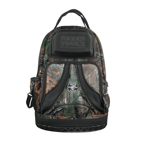 Mayer-Tradesman Pro™ Tool Bag Backpack, 39 Pockets, Camo, 14-Inch-1