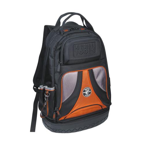 Mayer-Tradesman Pro™ Tool Bag Backpack, 39 Pockets, Black, 14-Inch-1