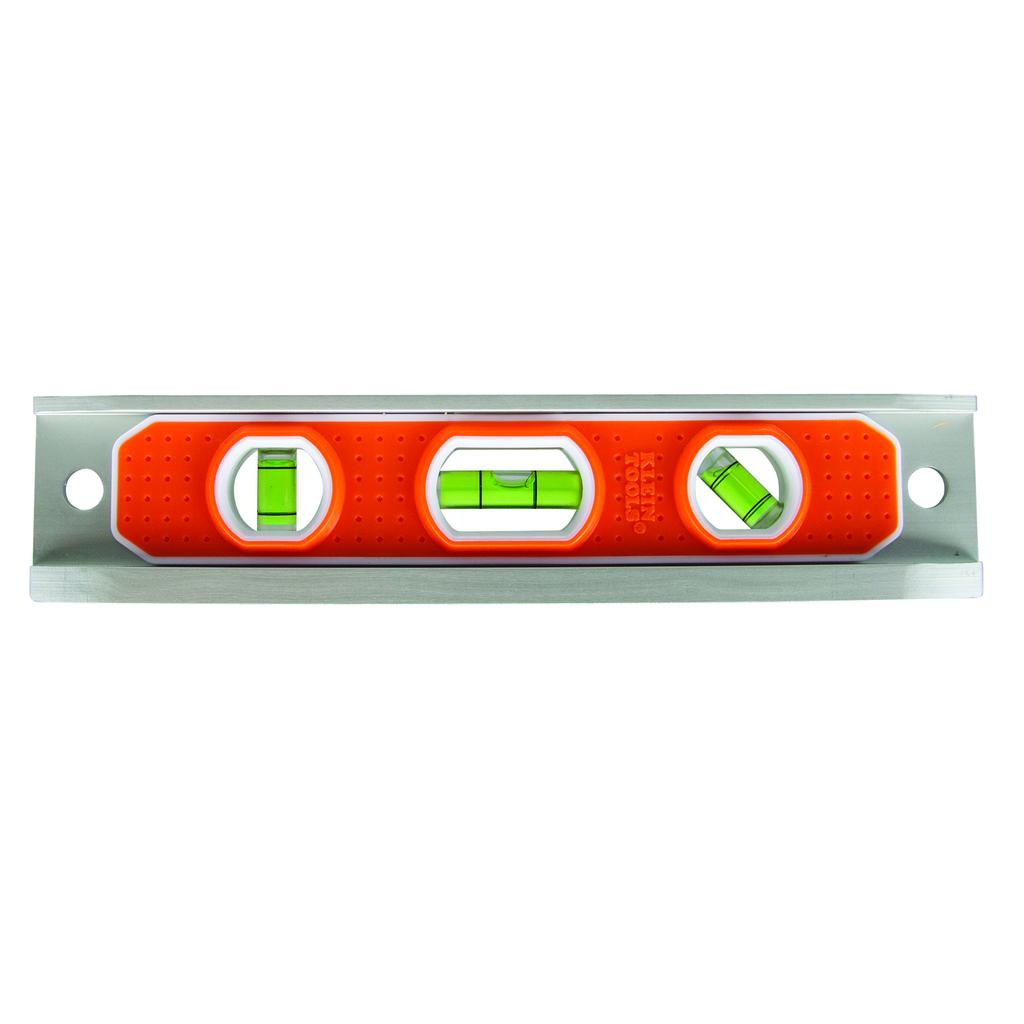 Mayer-Aluminum Torpedo Level Rare Earth Magnet, 9-Inch-1
