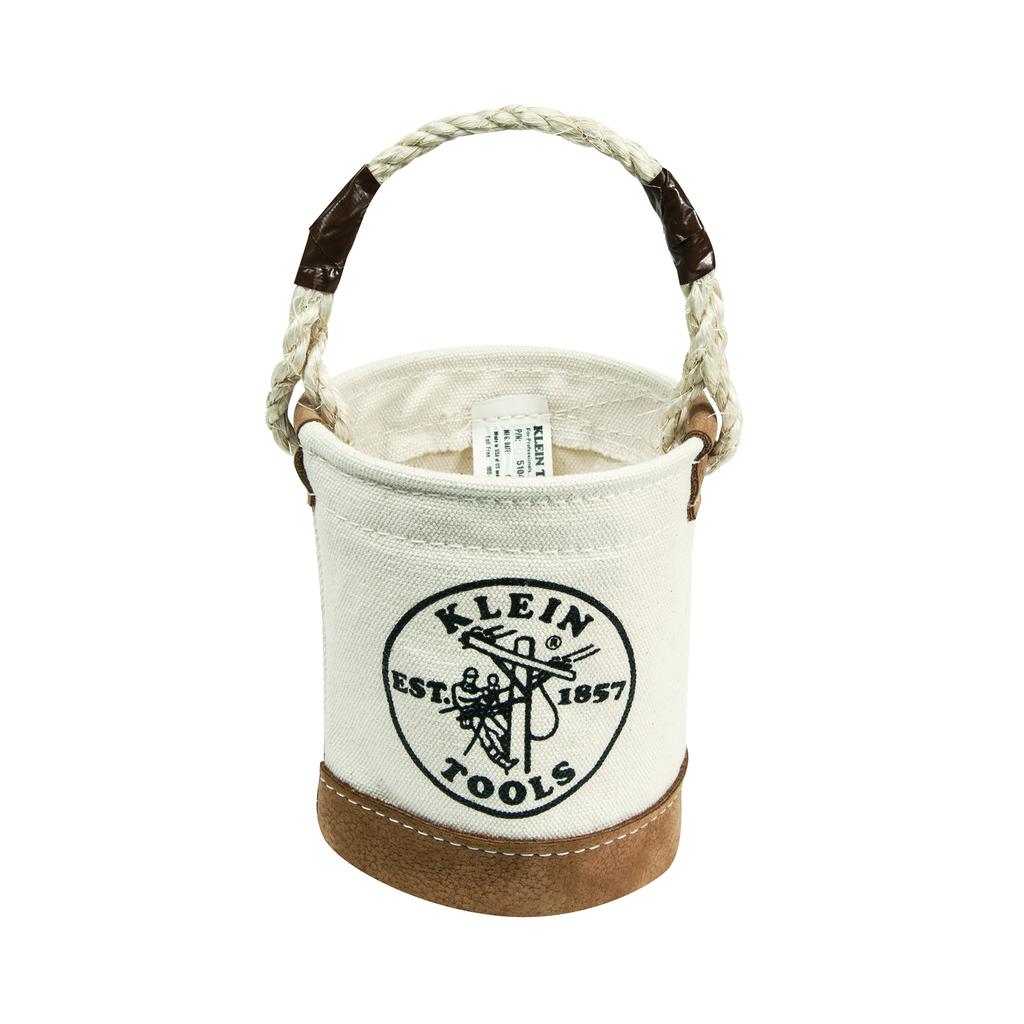Mayer-Mini Tool Bucket, Leather-Bottom-1
