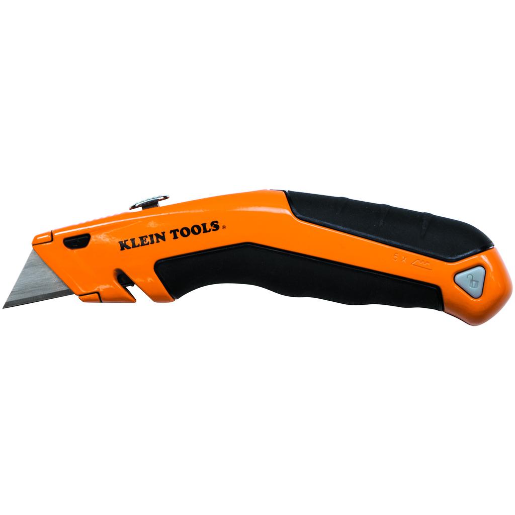 Mayer-Klein-Kurve® Retractable Utility Knife-1