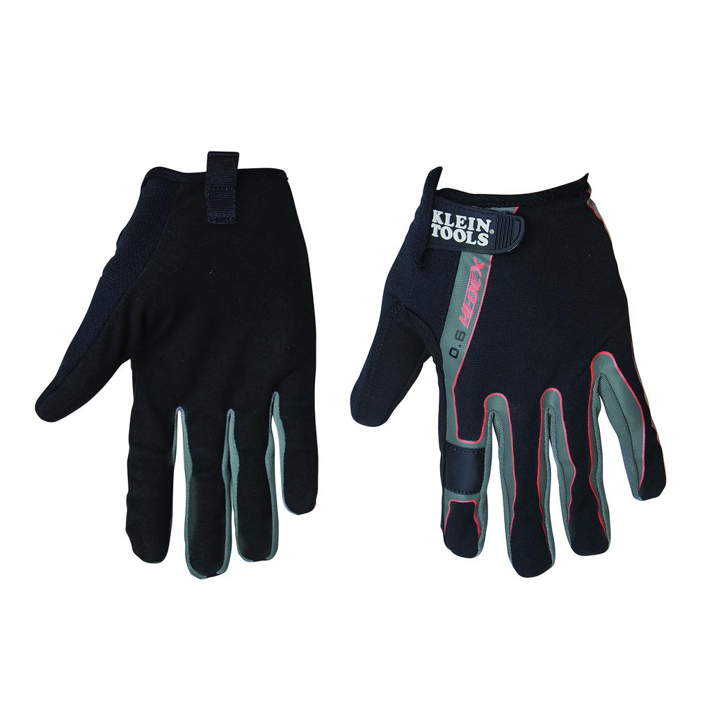 Mayer-High Dexterity Touchscreen Gloves, L-1