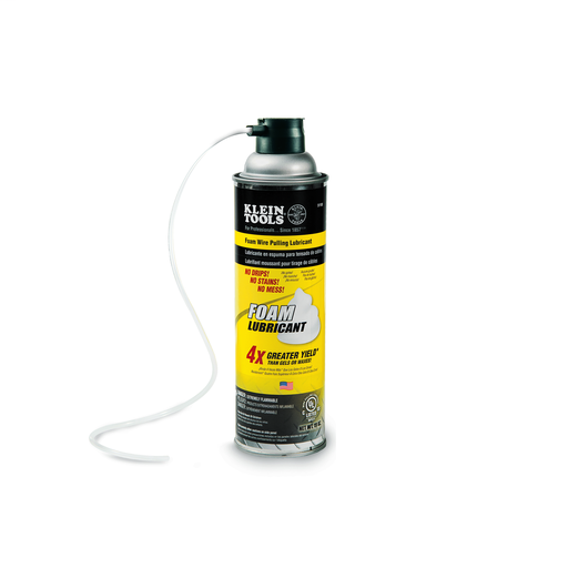 Wire Pulling Foam Lubricant