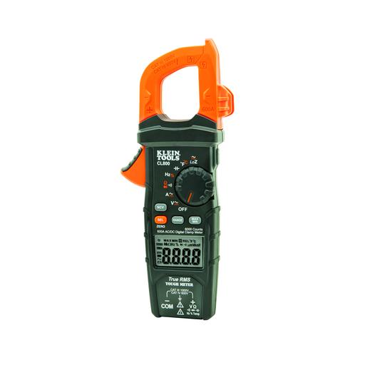 Digital Clamp Meter, AC Auto-Range TRMS, Low Impedance (LoZ), Auto Off