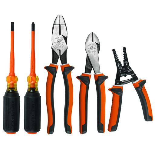 Mayer-1000V Insulated Tool Kit, 5-Piece-1