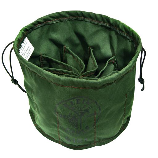 Drawstring Bag, 10-Compartment