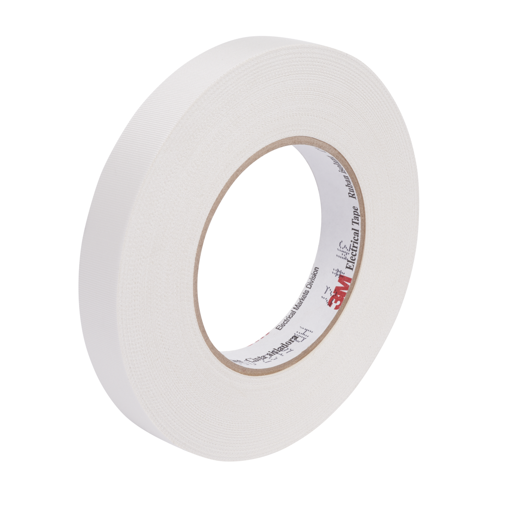 Mayer-3M™ Glass Cloth Electrical Tape 27, 3/4 in x 66 ft, 50 Rolls/Case-1