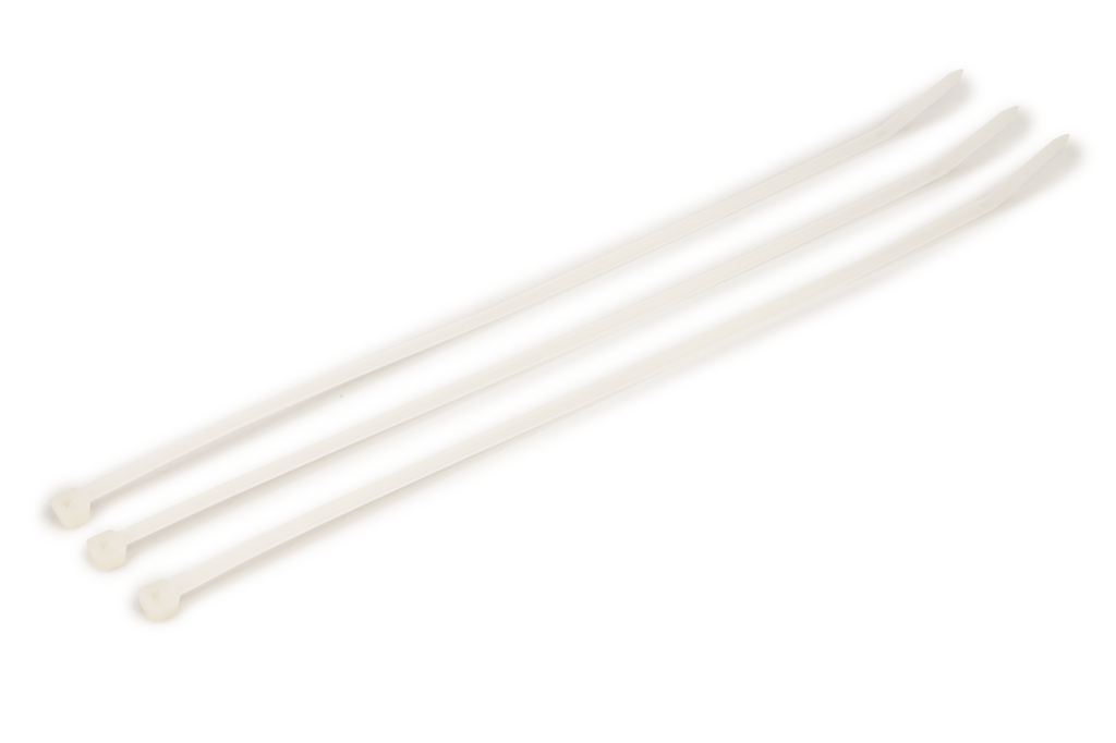 3M CT11NT50-C 100/Bag 11 Inch Natural 50 lb Cable Tie