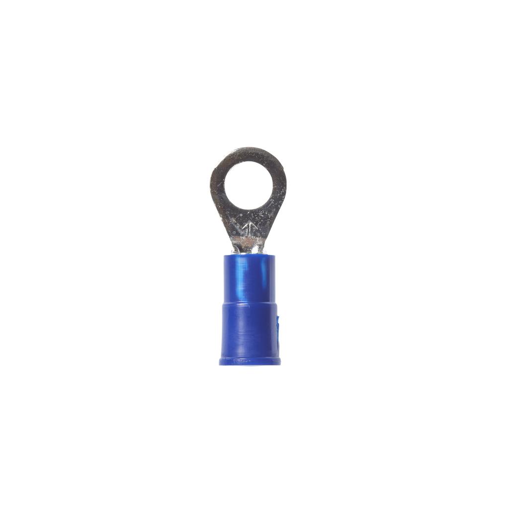 3M MVU14-10RK Vinyl Insulated Butted Seam Ring Tongue Terminal