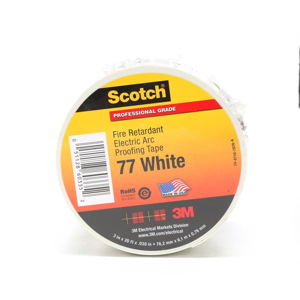 3M 77W-3X20FT 77 WHITE 3 X 20 ARC P