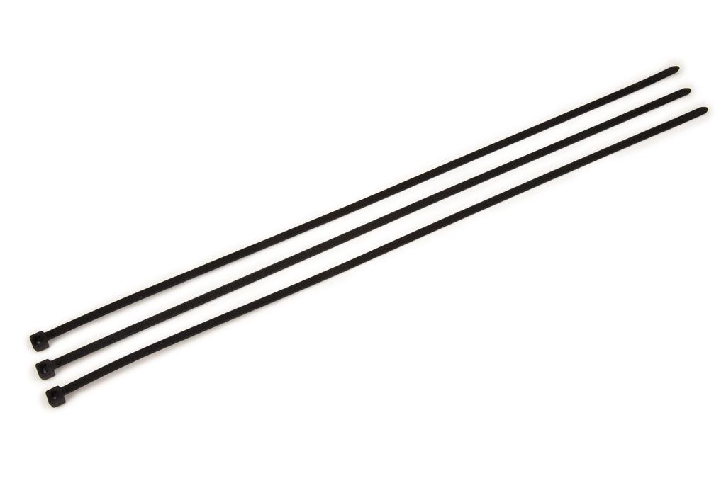 3M CT15BK50-C 100/Bag 15 Inch Black 50 lb Cable Tie