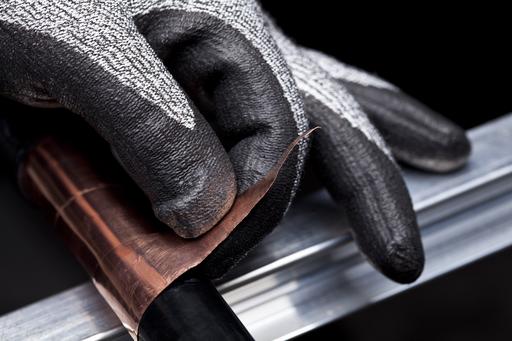Mayer-3M™ Comfort Grip Glove CGL-CR, Cut Resistant (ANSI 3), Size L, 72 Pair/Case-1