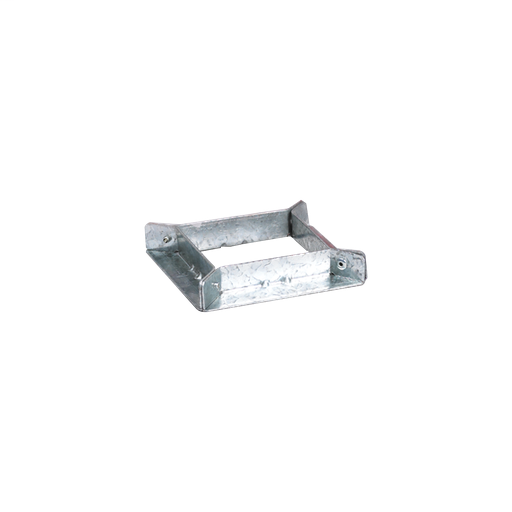 3M™ Fire Barrier Pass-Through Single Mounting Brackets PT4SMB, 1 pair, 4 in Square, 24 pairs/case