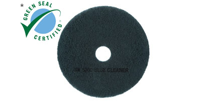 Mayer-3M™ Blue Cleaner Pad 5300, 32 in x 14 in, 10/Case-1