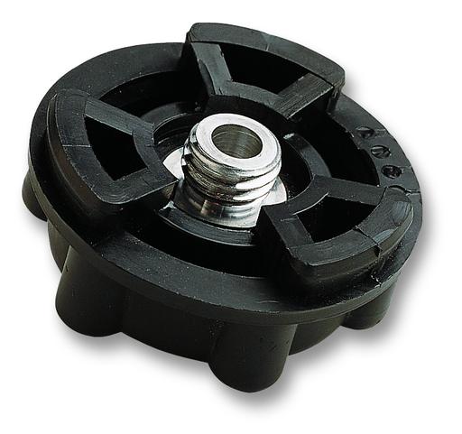 3M™ Disc Retainer Nut 05622, 3/8 in 5/8-11 Internal, 10 per case