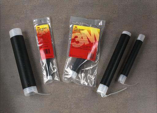 Mayer-3M™ Cold Shrink Insulator 8424-8, 10-1/0 AWG (6-16 mm²), 10/case-1