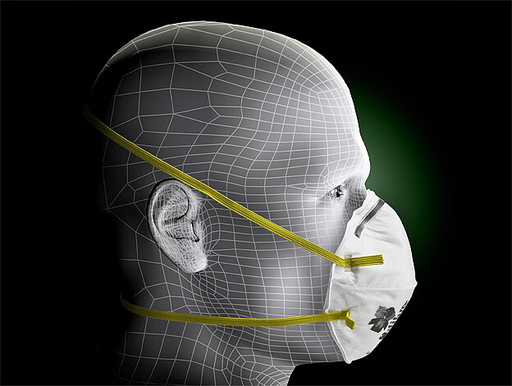 3M™ Particulate Respirator 8210Plus, N95 160 EA/Case