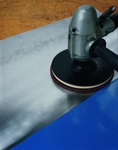 Scotch-Brite™ Surface Conditioning Disc, SC-DH, A/O Very Fine, 4-1/2 in x NH, 50 per case