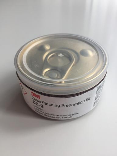 3M™ Cable Preparation Kit CC-2-DRY, 10/Case