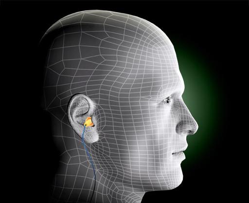 3M™ E-A-R™ UltraFit™ Earplugs 340-4004, Corded, Poly Bag, 400 Pair/Case