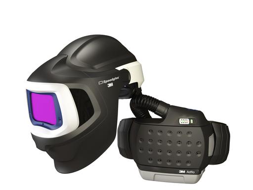 3M™ Adflo™ Powered Air Purifying Respirator HE System w 3M™ Speedglas™ Welding Helmet 9100 MP, 37-1101-30iSW, 1 EA/CASE
