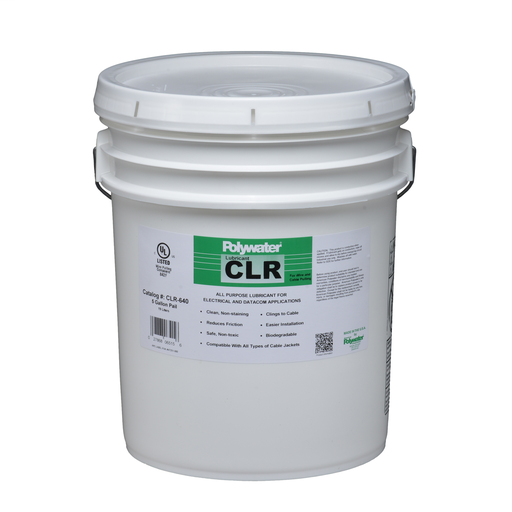 Mayer-5-Gal Polywater® Lubricant CLR-1
